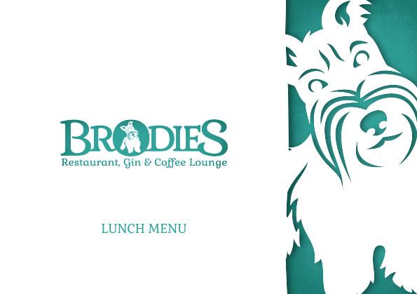 Lunch Menu - Brodies of Moffat