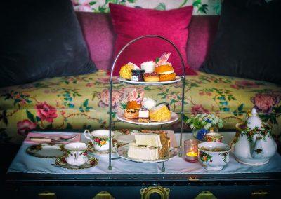 Afternoon Tea at Brodies